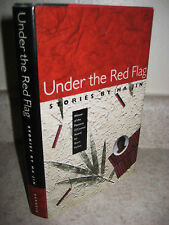 1st/2nd Printing UNDER THE RED FLAG Ha Jin STORIES Flannery O'Connor Award