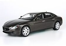 BBR 2013 MASERATI QUATTROPORTE DETROIT PRESS  BRONZE 1:18 P1861B LE 100pc*New!