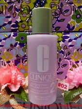 CLINIQUE Clarifying Lotion #2 DRY COMBINATION SKIN(60ml/2oz)B/NEW FREE POST