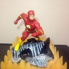 The Flash Wally West Statue Figurine (DC Direct, 1995) by William Paquet Bowen
