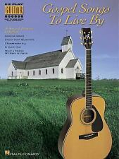 GOSPEL SONGS TO LIVE BY      26 SONGS OF DEVOTION         EASY PLAY GUITAR (E-Z
