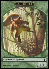 Squirrel Token (green, mint, Conspiracy)