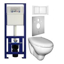 WC - Vorwandelement  + Platte ,plus Wand -  WC Ceravid  Vorwand  Set