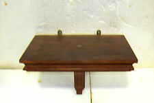 ORIGINAL LE COULTRE ATMOS PERPETUAL MOTION CLOCK WALNUT CONSOLE SHELFF