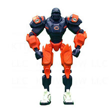 "New NFL Chicago Bears FOX Sport 10"" Robot Cleatus Action Figure Version 2.0"