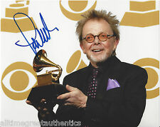 PAUL WILLIAMS SIGNED AUTHENTIC 8X10 PHOTO B w/COA MUPPETS MOVIE COMPOSER ACTOR