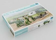Trumpeter - PLA Type 63 107mm & BJ212 Military Jeep Modell-Bausatz - 1:35 NEU