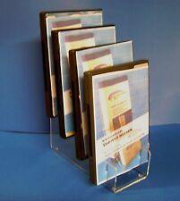 4-Fach DVD Ständer,Verkaufsständer,DVD Aufsteller,DVD Präsenter,Display
