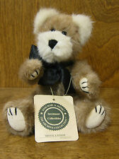 """Boyds Plush #57052-03 Bristol. B. Winsor, 8"""" Mint/tag, NEW from our Retail Store"""