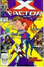 X-factor # 53 (estados unidos, 1990)