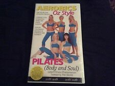 AEROBICS OZ  STYLE PILATES   VHS VIDEO PAL~ A RARE FIND