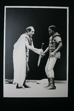 ORIGINAL BLACK & WHITE Photograph BEN KINGSLEY Julius Caesar RSC 1979