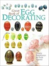 Great Book of Egg Decorating-ExLibrary