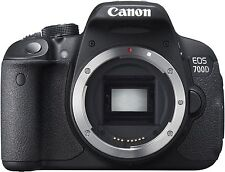 Canon EOS Rebel 700D / T5i Digital SLR Camera  DSLR Body Only  *BRAND NEW*
