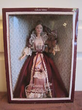 Victorian Barbie with Cedric Bear 1999 Collector Edition #25526 New in Box