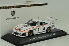 1979 Porsche 935 K3 Kremer #41 Winner 24H le Mans 1:43 Spark MAP Museum