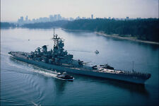 796034 USS Missouri Rare Battleship A4 Photo Print