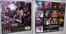 LDD living dead doll 2012 * CALENDAR * SEALED