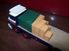 Corgi Heavy Haulage Modern Moulded Sheeted Crate Load Only 1/50 Scale