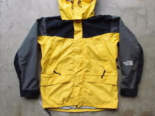 Vintage North Face Hydroseal Mountain Parka Jacket Size L Ski Rain Coat Goretex