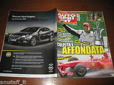 AUTOSPRINT 2009/14=GP F1 MALESIA=BUTTON=RALLY PORTOGALLO=TEST BMW Z4 ROADSTER