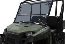 Quadboss Folding Full Front Windshield Polaris Ranger XP 900 2013-15/FS 570 2015