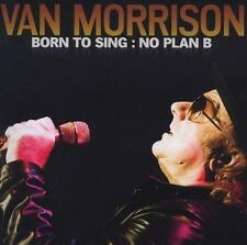 Morrison, van-born to sing: no plan b-CD