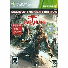 NEW - Dead Island: Game of the Year Edition -Xbox 360