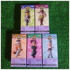 JoJo's Bizarre Adventure World Collectable Figure Jotaro Joseph etc. Complete!!