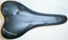 MONGOOSE BLACK/GREY BMX BICYCLE SEAT/SADDLE BIKE PARTS 641
