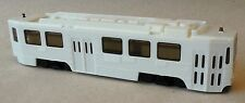 HO Kawasaki Single-End LRV Trolley Plastic Model Body Kit by IHP