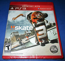 Skate 3 Sony PlayStation 3, PS3   *Factory Sealed! *Free Shipping!