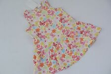 H&M Sundress Dress Baby Girls Girl Size 4-6 Months NWT NEW Butterfly Floral