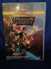 DISNEY'S TREASURE PLANET DVD R4 Free Post DISNEY