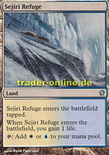 2x Sejiri Refuge (Sejiri-Refugium) Commander 2013 Magic