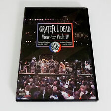 Grateful Dead View from the Vault IV 4 Four DVD 1987 Oakland Anaheim CA
