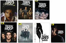 TEEN WOLF Seasons 1-5 NEW DVD Set 1 2 3 4 5 Free USA Shipping