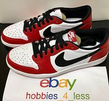 Nike Air Jordan 1 Retro Low OG Chicago size 12 DS New w/ Receipt 3 4 5 6 7 9 11