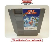 ■■■ Nintendo NES : Snow Brothers - (PAL-B) - Cart Only ■■■