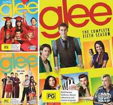Glee Series COMPLETE  Seasons 3 4 5 - NEW DVD
