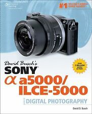 DAVID BUSCH'S SONY ALPHA NEX-5T/5R/3N GUIDE TO  - DAVID D. BUSCH (PAPERBACK) NEW