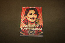 Struggle For Freedom Aung San Suu Kyi 2011 TPB A Biography By Jesper Bengtsson