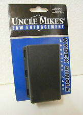 Uncle Mike's Kydex Double Stack Magazine Case . 5036-1