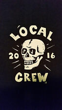 RARE 2016 PEARL JAM  LOCAL CREW T-SHIRT - BRAND NEW NEVER WORN XL  2016 TOUR