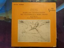 RICHARD STRAUSS Stereo 64 FRITZ REINER Death & Transfiguration William Blake Cvr