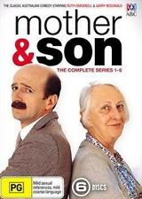 MOTHER & SON : THE COMPLETE SERIES 1-6  -  DVD - Region 2 UK Compatible -sealed