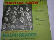 Memories of The Gang Show Baden Powell Scout Ralph Reader LP Record 33rpm