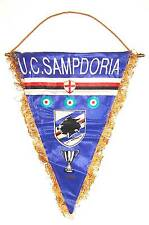 UC Sampdoria pennant flag gagliardetto - from 1990