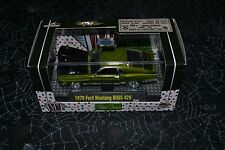 M2 MACHINES CASTLINE DETROIT MUSCLE 1970 FOR MUSTANG BOSS 429 WC03