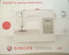 Singer Brilliance Sewing Machine 6180-brand New